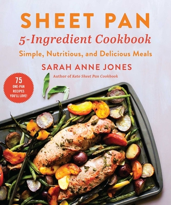 Cover for Sheet Pan 5-Ingredient Cookbook