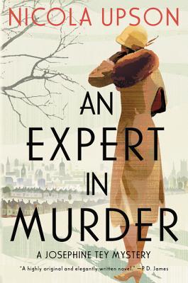 Expert in Murder, An  Upson, Nicola