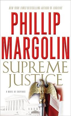 Supreme Justice Cover