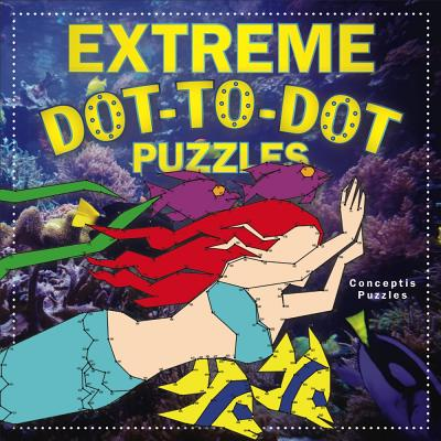 Cover for Extreme Dot-To-Dot Puzzles