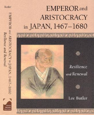 Emperor and Aristocracy in Japan, 1467-1680 Cover