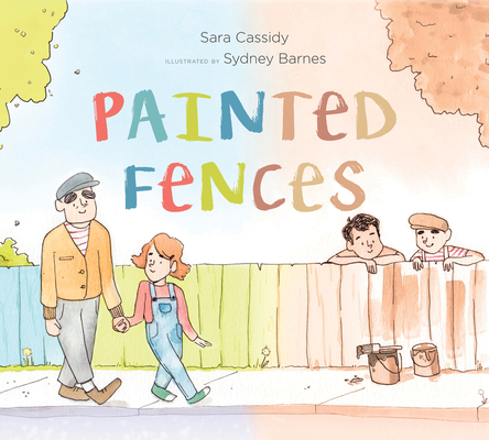 Painted Fences Cover Image
