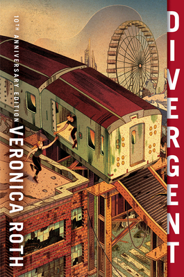 Divergent 10th Anniversary Edition (Divergent Series #1) Cover Image