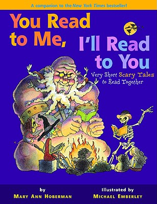 Very Short Scary Tales to Read Together (You Read to Me, I'll Read to You) Cover Image