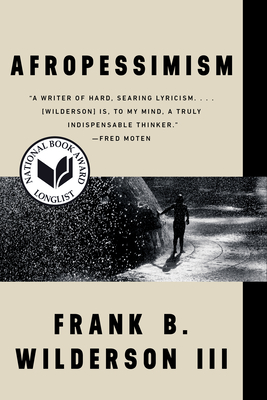 Afropessimism Cover Image