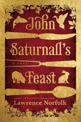 John Saturnall's Feast Cover Image