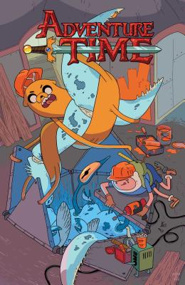 Cover for Adventure Time Vol. 13