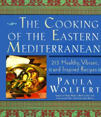 The Cooking of the Eastern Mediterranean Cover