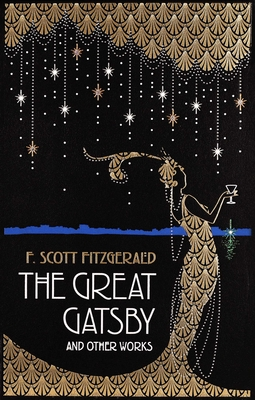 The Great Gatsby and Other Works (Leather-bound Classics) Cover Image