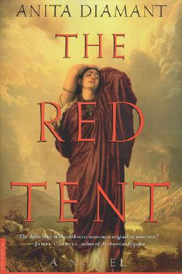 The Red Tent Cover