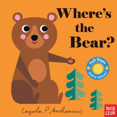Where's the Bear? Cover Image