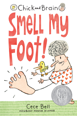 Chick and Brain: Smell My Foot! Cover Image