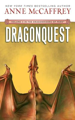 Dragonquest (Dragonriders of Pern (Audio) #2) Cover Image