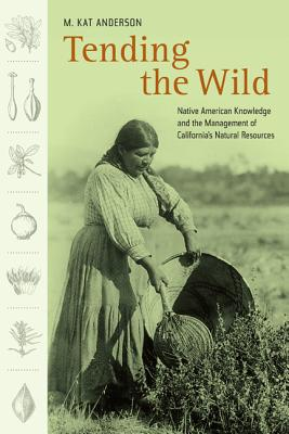 Cover for Tending the Wild