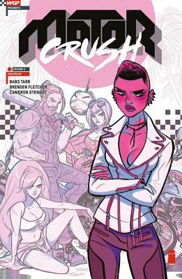 Cover for Motor Crush Volume 2