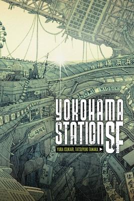 Cover for Yokohama Station SF