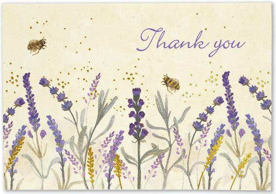 Ty Note Lavender & Honey Cover Image