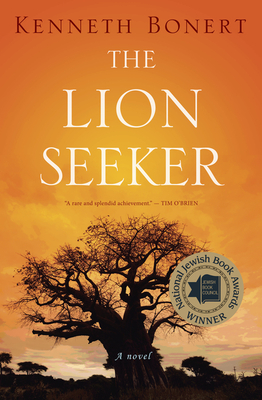 The Lion Seeker Cover Image