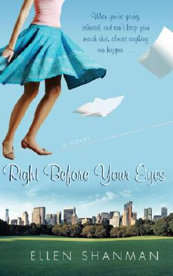 Right Before Your Eyes Cover Image