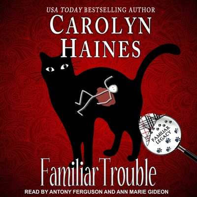 Cover for Familiar Trouble