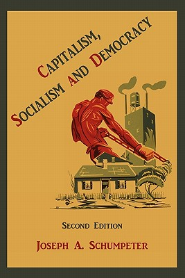 Capitalism, Socialism and Democracy Cover Image