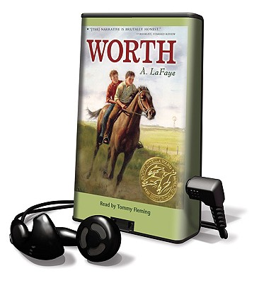 Worth [With Earbuds] (Playaway Children) Cover Image