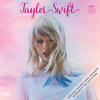 Taylor Swift 2021 Square Cover Image
