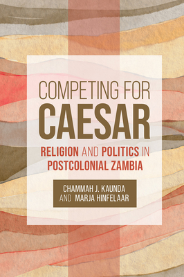 Cover for Competing for Caesar