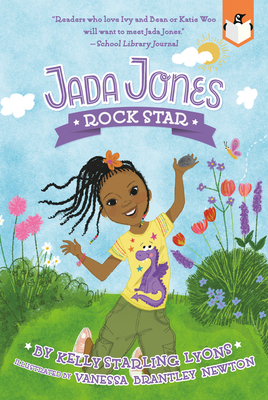Rock Star #1 (Jada Jones #1) Cover Image