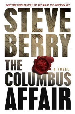 The Columbus Affair: A Novel Cover Image