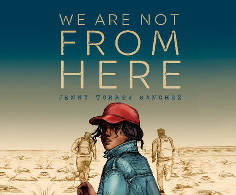 We Are Not from Here Cover Image