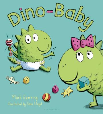 Dino-Baby Cover