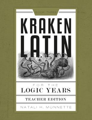 Kraken Latin 3: Teacher's Edition Cover Image