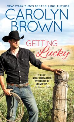 Getting Lucky (Lucky Cowboys #3) Cover Image