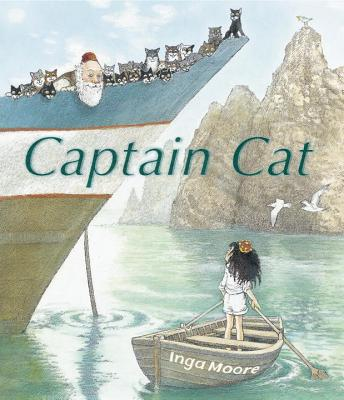 Captain Cat Cover Image