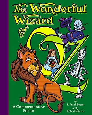 The Wonderful Wizard Of Oz: Wonderful Wizard Of Oz Cover Image
