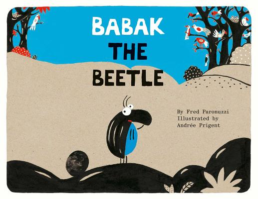 Babak the Beetle Cover Image