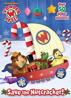 Save the Nutcracker! Cover Image