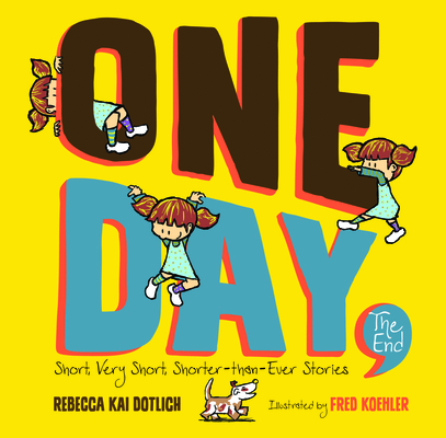 Cover for One Day, The End