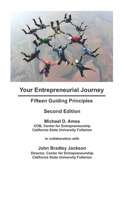 Your Entrepreneurial Journey: Fifteen Guiding Principles Cover Image