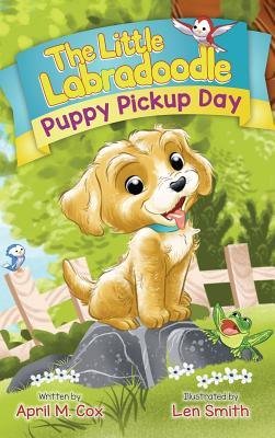 Puppy Pickup Day Cover Image