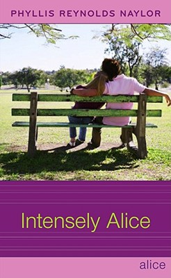 Cover for Intensely Alice