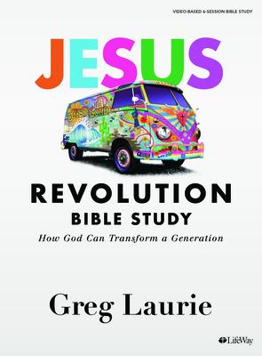 Jesus Revolution - Bible Study Book Cover Image