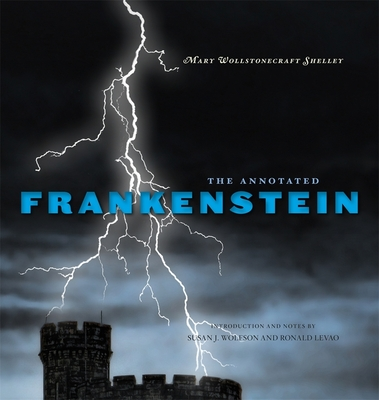 Cover for The Annotated Frankenstein