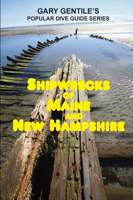 Shipwrecks of Maine and New Hampshire Cover Image