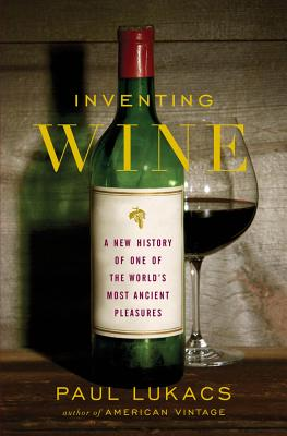 Inventing Wine Cover