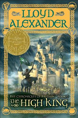 The High King: The Chronicles of Prydain, Book 5 Cover Image