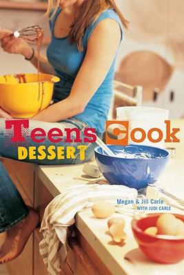 Teens Cook Dessert Cover Image