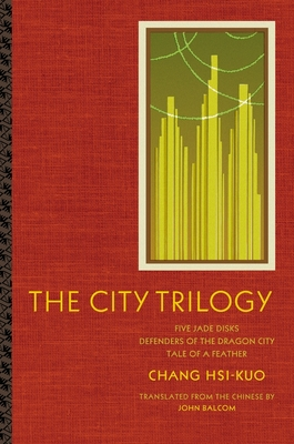 The City Trilogy Cover