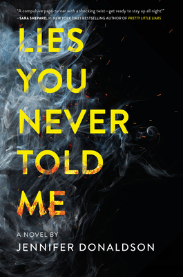Lies You Never Told Me Cover Image